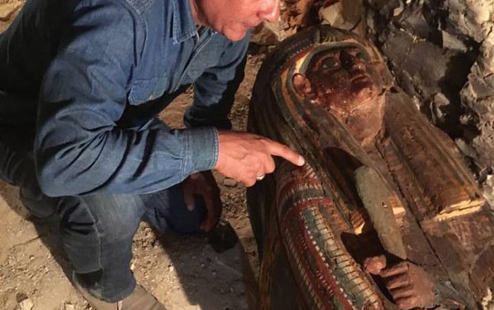 Scoperta una tomba di 3.500 anni fa, rinvenuta una famiglia mummificata