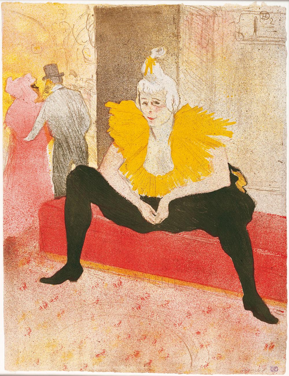 A ottobre arriverà a Palazzo Reale di Milano Toulouse-Lautrec. ll mondo fuggevole