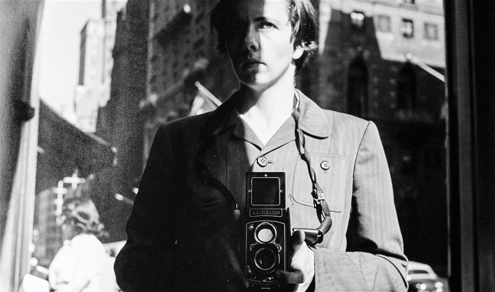 Gli scatti di Vivian Maier esposti ad Arezzo