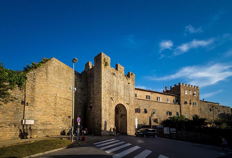 Iniziano i restauri di Porta San Francesco di Volterra