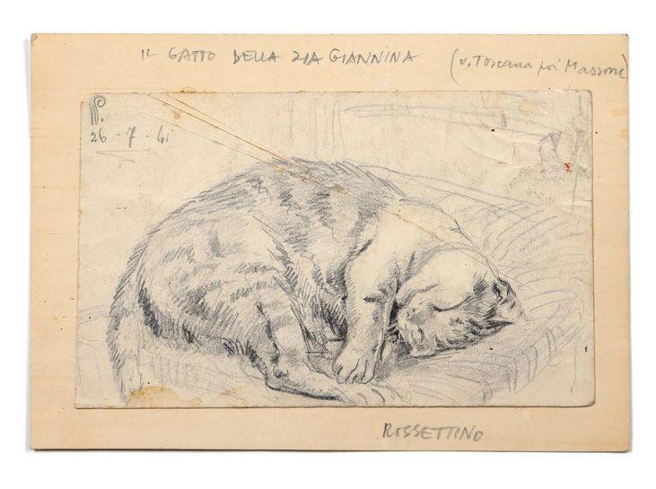 A Bologna apre la mostra dedicata ai disegni di Wolfango