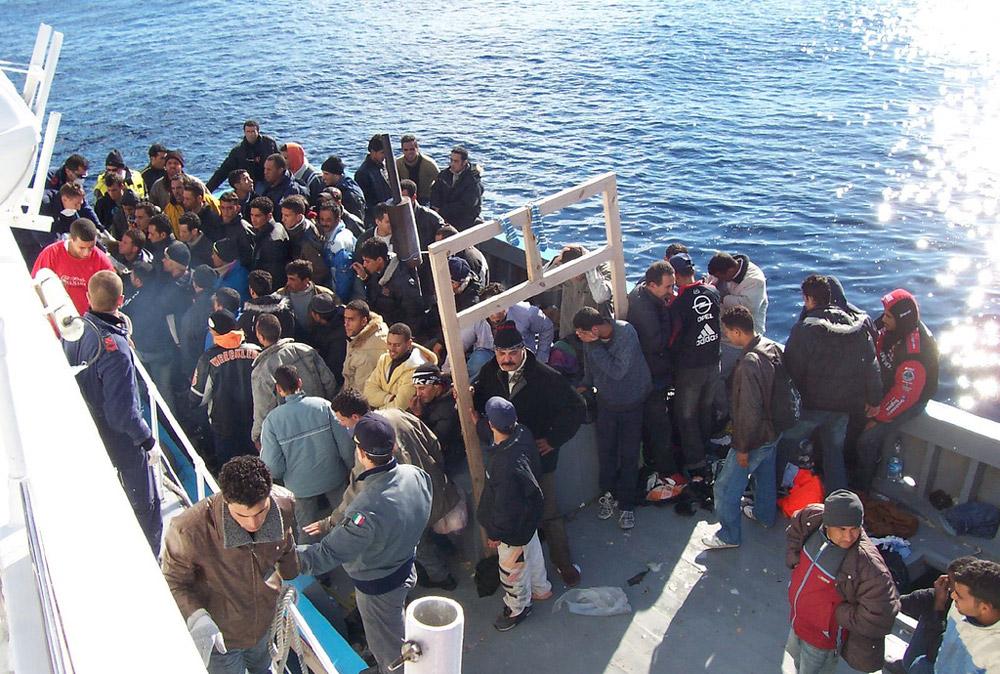 Migranti in Sicilia