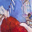 Vita o Teatro? La tragica e toccante autobiografia di Charlotte Salomon, scomparsa a 26 anni ad Auschwitz