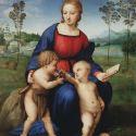 Cosa c'è dietro alla Madonna del Cardellino di Raffaello