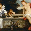 Amor Sacro e Amor Profano, il mistero del più famoso dipinto di Tiziano