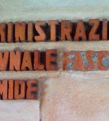 Se ci sentiamo toccati sui monumenti fascisti, forse abbiamo ancora qualche conto in sospeso