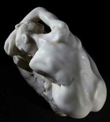 All'asta la ritrovata Andromeda di Rodin