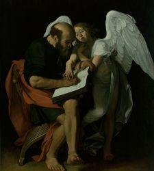 Il perduto San Matteo del Caravaggio? Forse non fu dipinto per la Cappella Contarelli