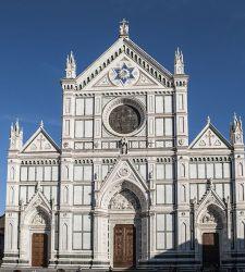 Firenze, turista ucciso nella Basilica di Santa Croce dal crollo di una pietra