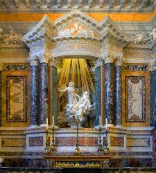 La santa Teresa di Gian Lorenzo Bernini: il capolavoro in Santa Maria della Vittoria a Roma