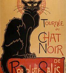 A Roma una mostra omaggia Le Chat Noir