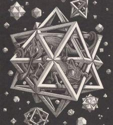 Escher a Palazzo Blu di Pisa
