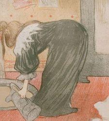 La vie parisienne di Toulouse-Lautrec