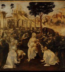 L'Adorazione dei Magi di Leonardo da Vinci: parlando con Marco Ciatti dell'opera e del restauro