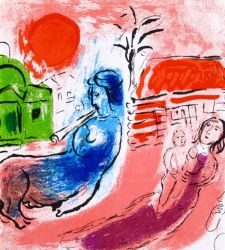 Chagall in mostra a Torino