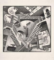 Le preziose strutture di Maurits Cornelis Escher in mostra a Milano