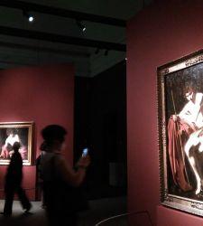 La grande mostra su Caravaggio a Milano: foto e video in anteprima