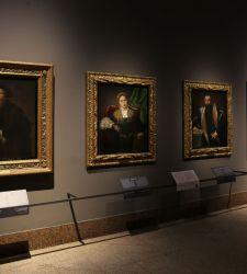 I ritratti di Lorenzo Lotto alla Pinacoteca di Brera