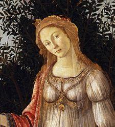 E se la figura al centro della Primavera di Botticelli non fosse Venere?