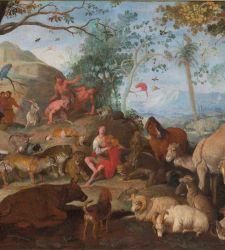 Animali, miti, poesia: l'eleganza di Sinibaldo Scorza in mostra a Genova