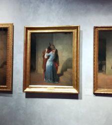 Il bacio di Francesco Hayez: quante e quali sono le versioni?