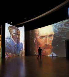 Prorogata la mostra multimediale Van Gogh Alive - The Experience a Bologna