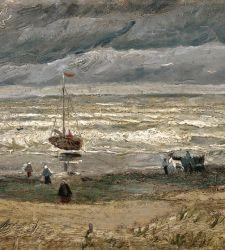 In mostra a Napoli i dipinti di Van Gogh rubati dalla camorra e recuperati: torneranno in Olanda a fine mese