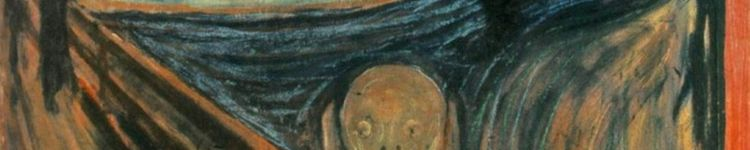 L'Urlo di Edvard Munch: breve lettura letterario-filosofica