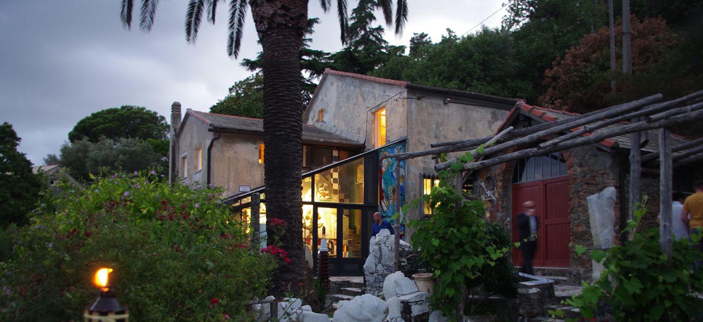 Albissola Marina, Casa Jorn compie cinque anni: un calendario di iniziative per festeggiare