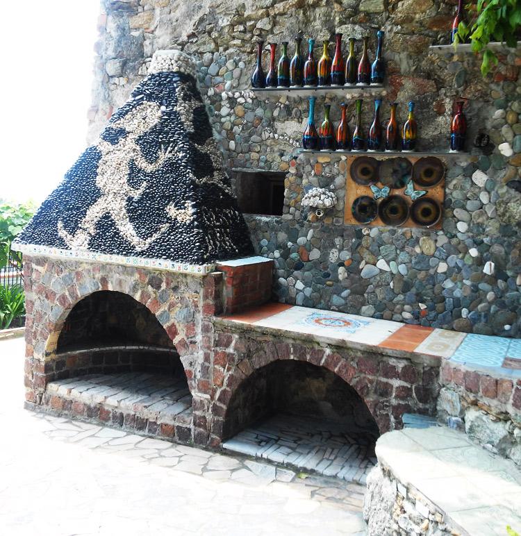 Il forno col mosaico