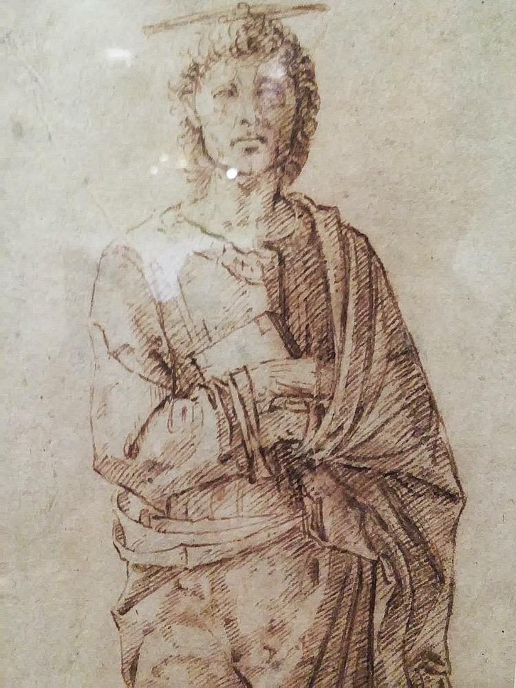 Andrea Mantegna, San Giovanni Evangelista