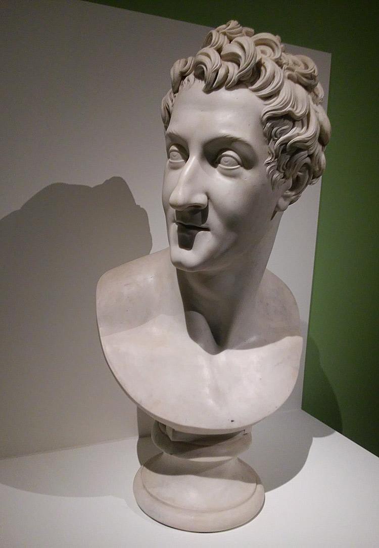 Antonio Canova, Ritratto di Leopoldo Cicognara