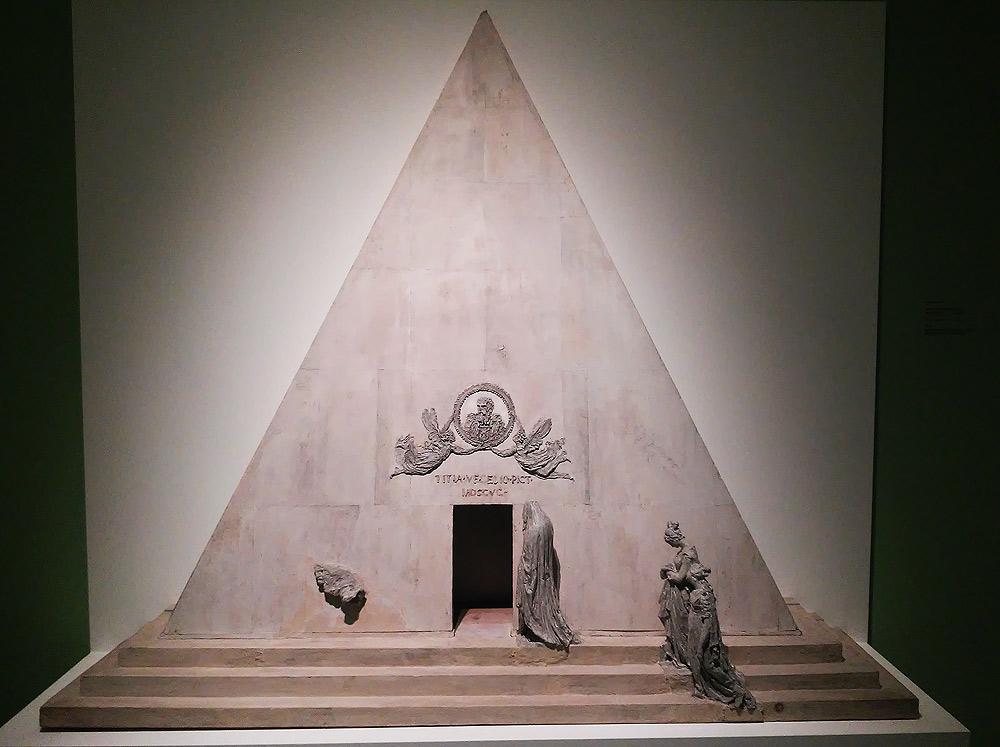 Antonio Canova, Monumento a Tiziano