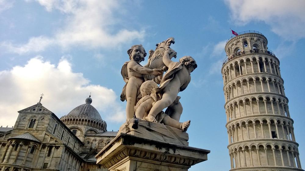 Giovanni Antonio Cybei e Giuseppe Vaccà, Fontana dei Putti