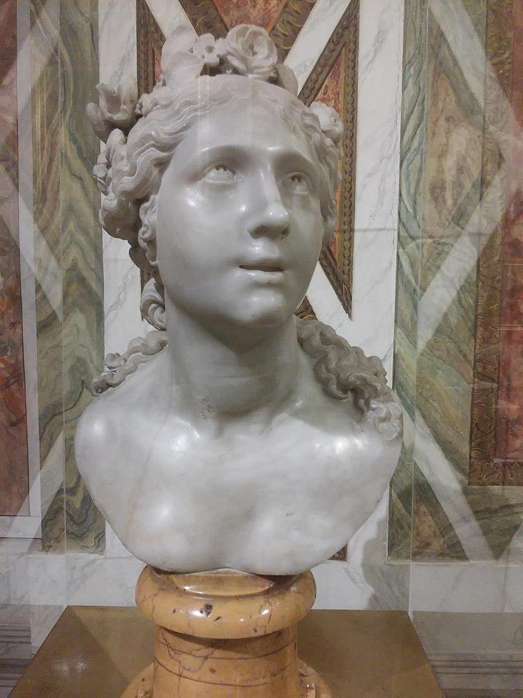 Gian Lorenzo Bernini, Anima Beata