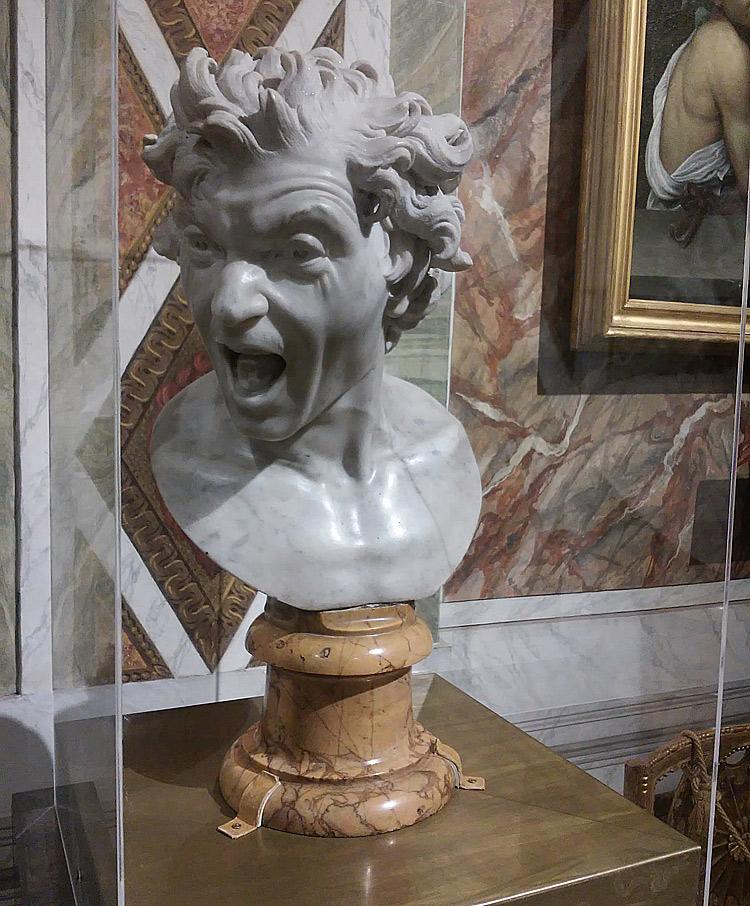 Gian Lorenzo Bernini, Anima Dannata