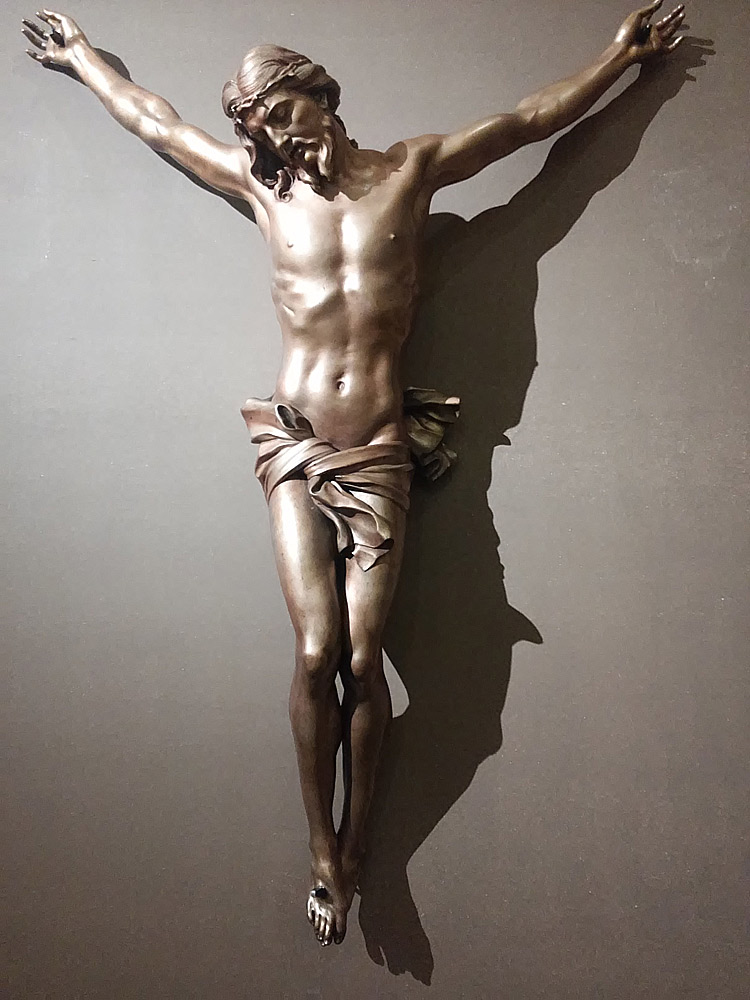 Gian Lorenzo Bernini, Cristo crocifisso