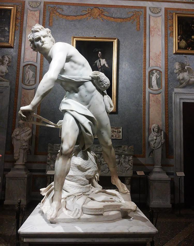Gian Lorenzo Bernini, David