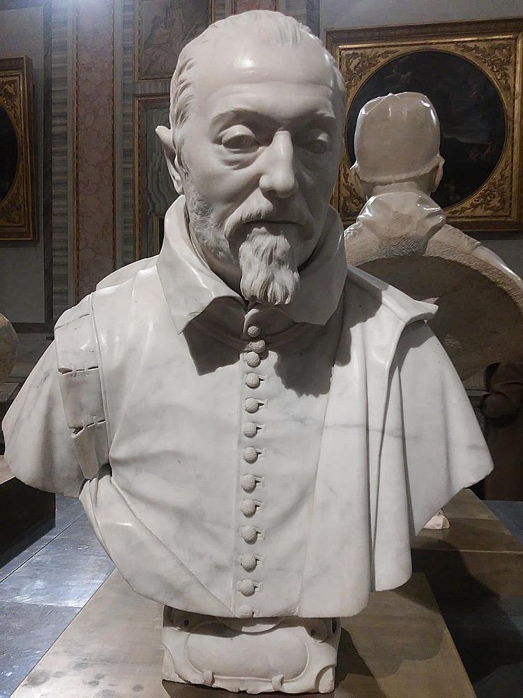 Gian Lorenzo Bernini, Busto di Antonio Cepparelli