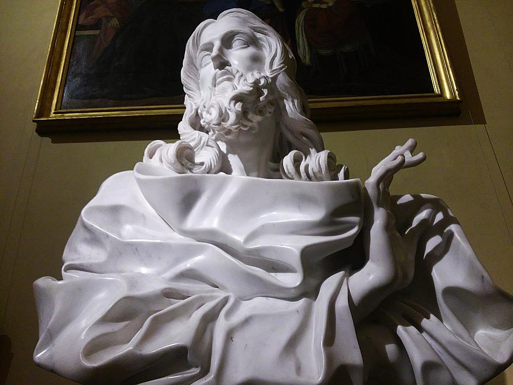 Gian Lorenzo Bernini, Busto del Salvator Mundi