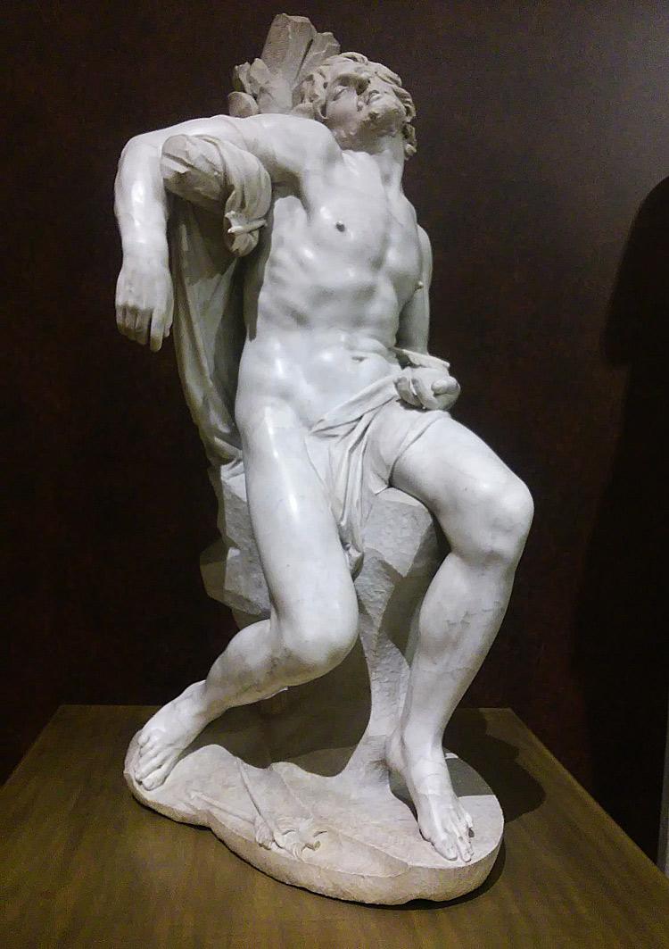Gian Lorenzo Bernini, San Sebastiano