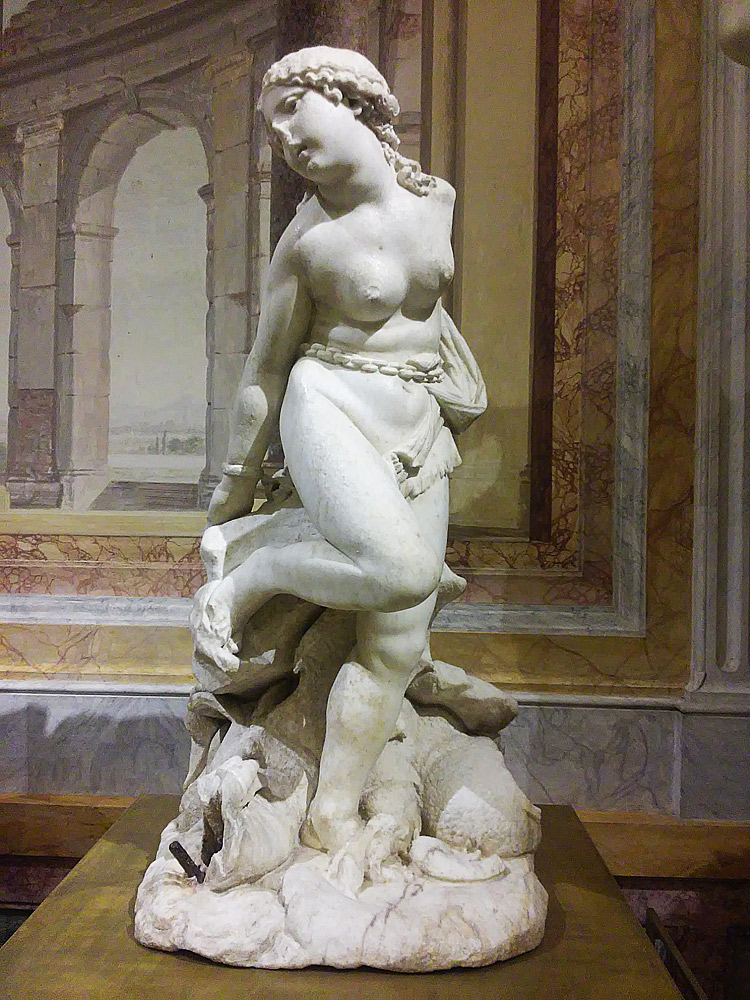 Pietro Bernini, Andromeda
