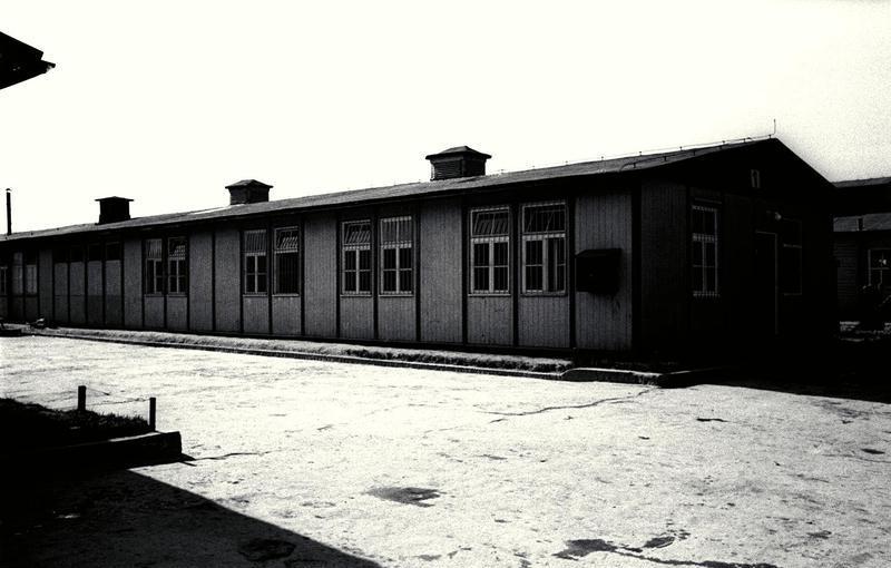 Autore ignoto, Il Lagerbordell, il postribolo di Mauthausen dove le internate erano costrette a prostituirsi