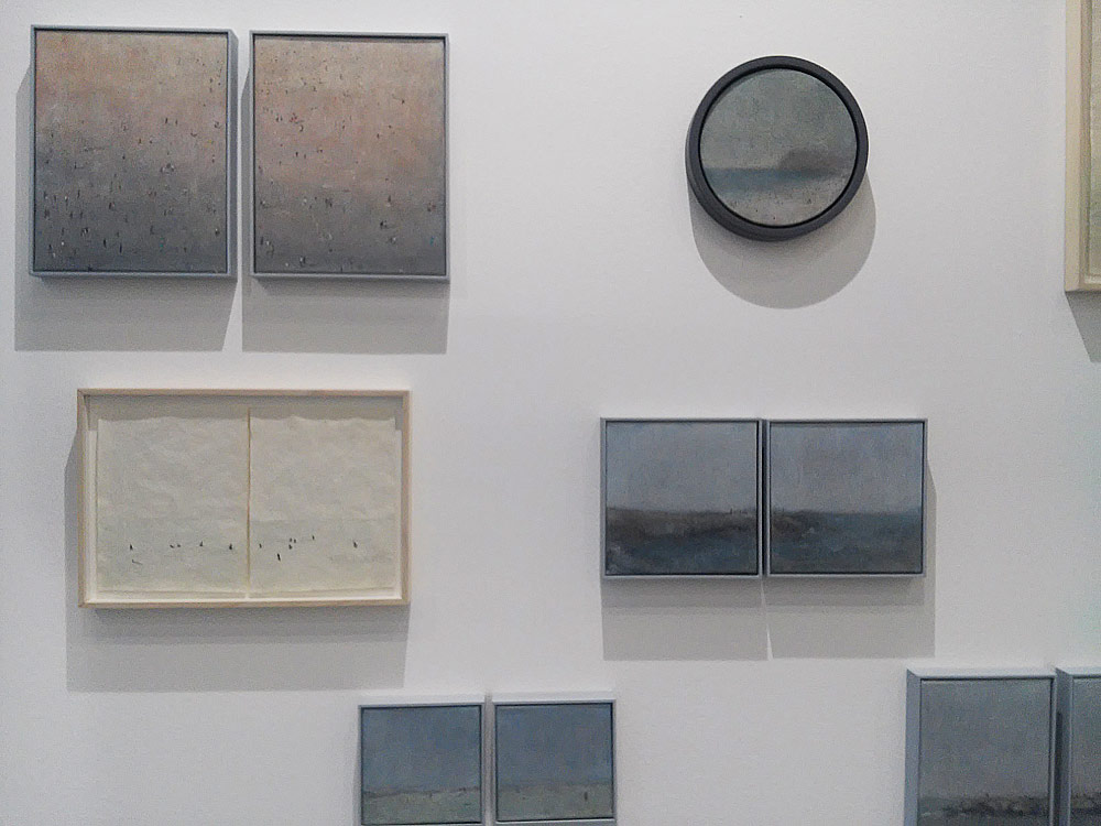 I paesaggi di Enrico Tealdi