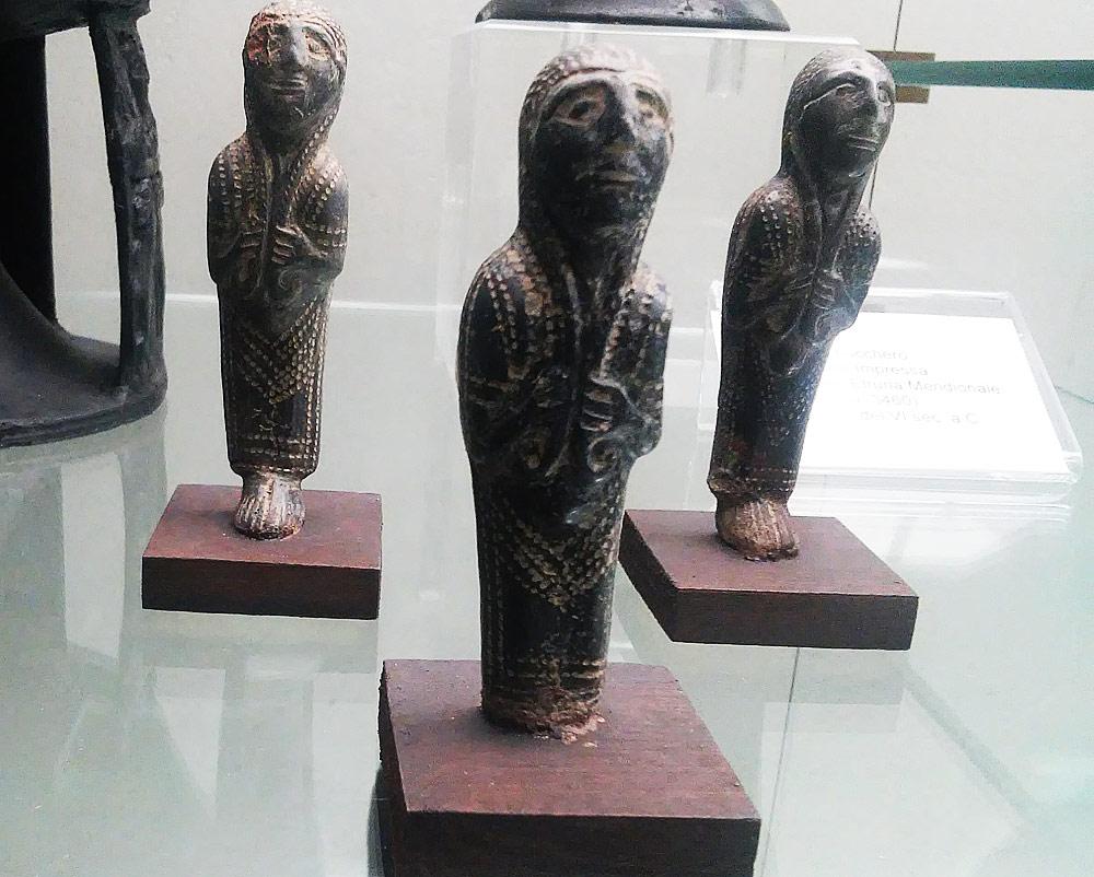 Statuette votive antropomorfe