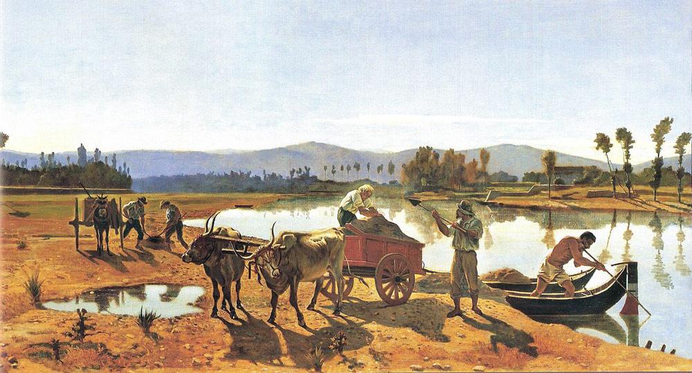 Stanislao Pointeau, Renaioli dell'Arno
