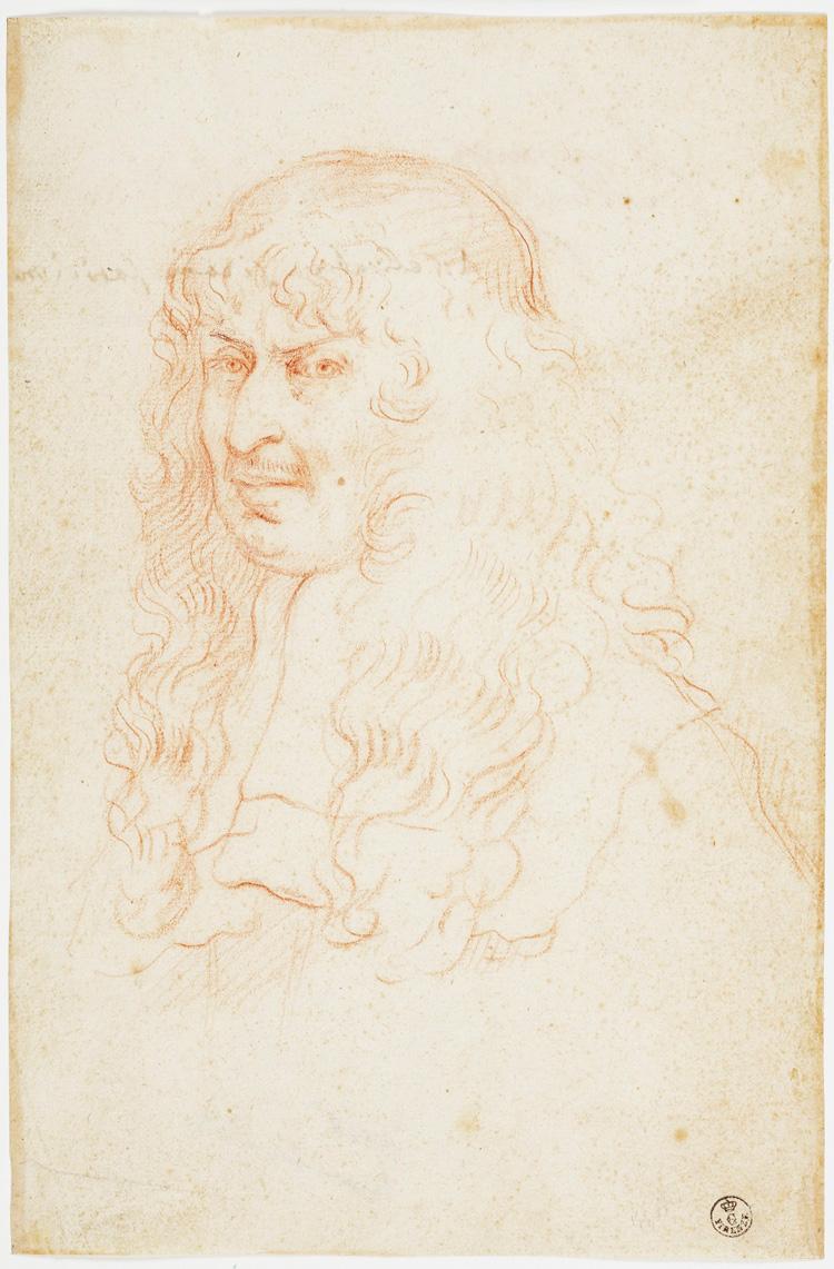 Elisabetta Sirani, Ritratto di Annibale Ranuzzi