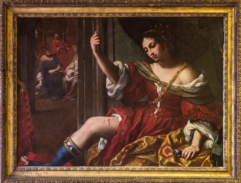 Elisabetta Sirani, Porzia