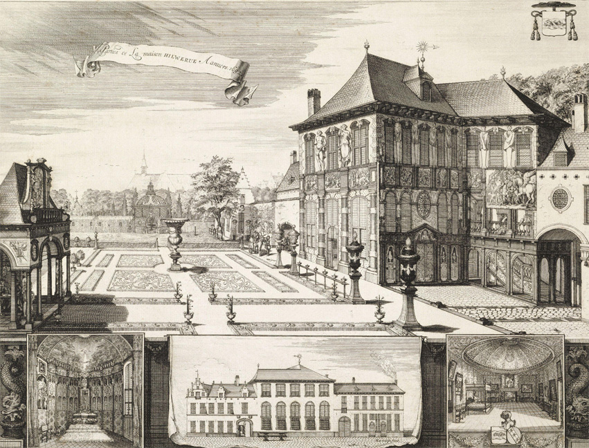 Jacobus Harrewijn da Jacques van Croes, La Rubenshuis di Anversa