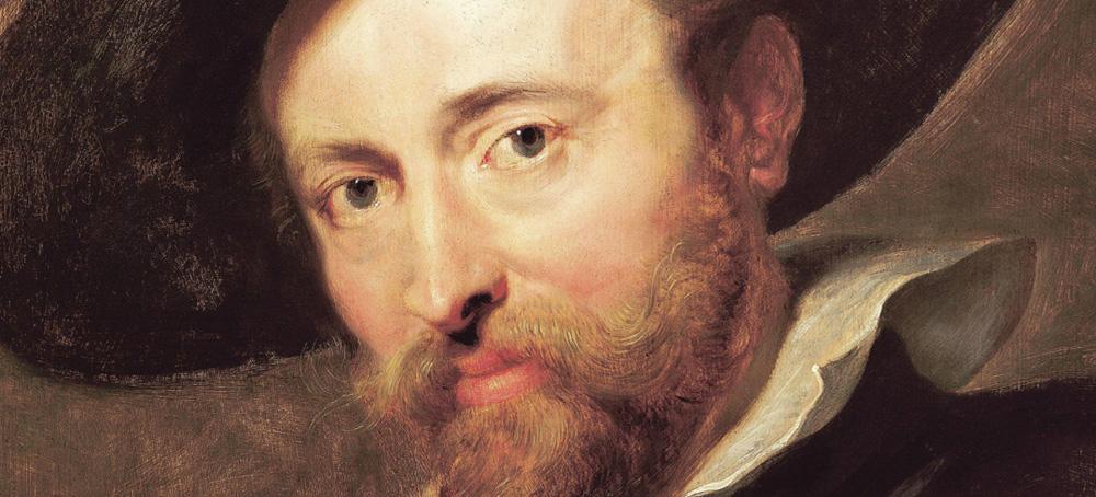 Lo sguardo di Rubens nell'autoritratto conservato alla Rubenshuis di Anversa